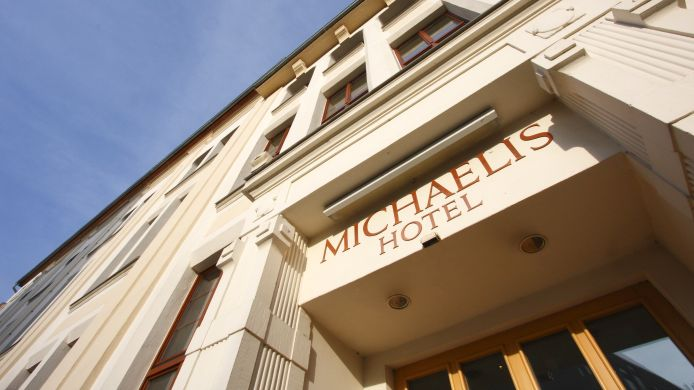 Exterior view Michaelis