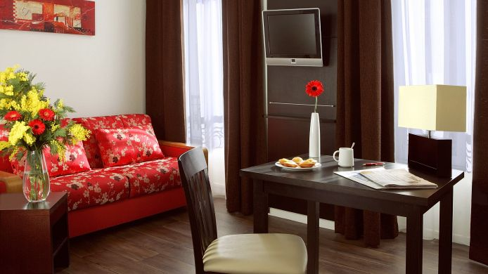 Appartement Résidence Coeur de City Buffa Nice by HappyCulture