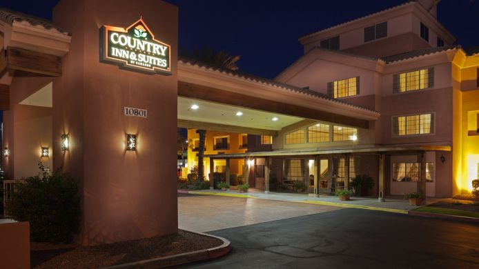 Buitenaanzicht COUNTRY INN SUITES SCOTTSDALE