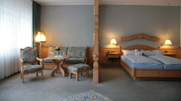 Double room (standard) Apart-Hotel Obergfell