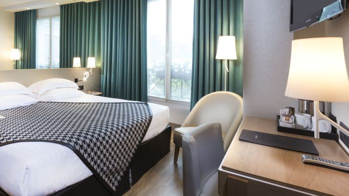 Double room (standard) Quality Hotel Acanthe