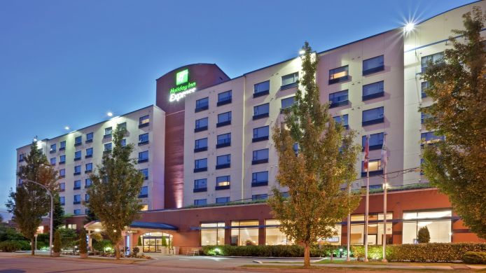 Exterior view Holiday Inn Express VANCOUVER AIRPORT - RICHMOND
