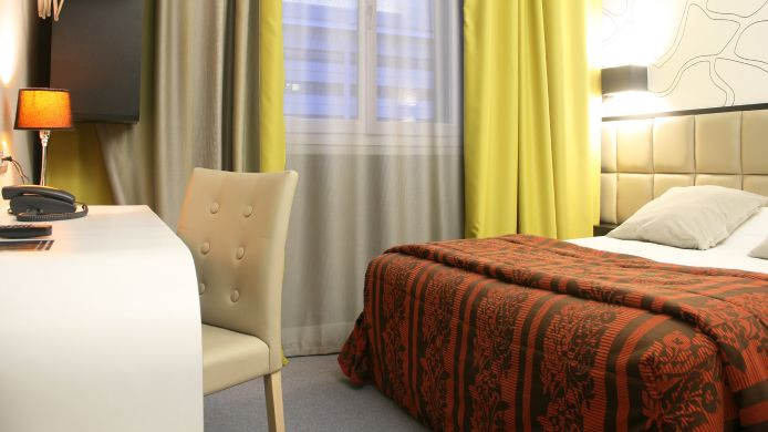 Double room (superior) Astoria Nantes