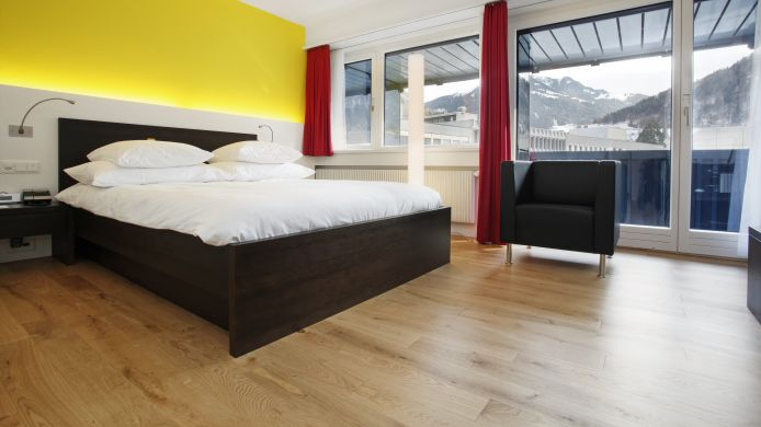 Double room (standard) ABC Swiss Quality Hotel