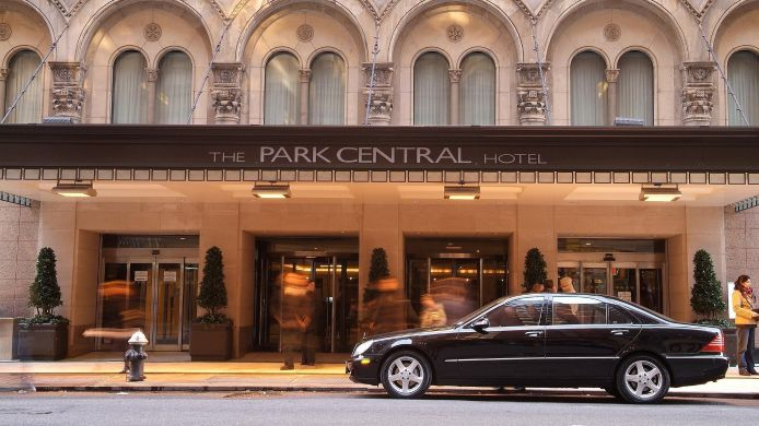 Buitenaanzicht PARK CENTRAL HOTEL NEW YORK