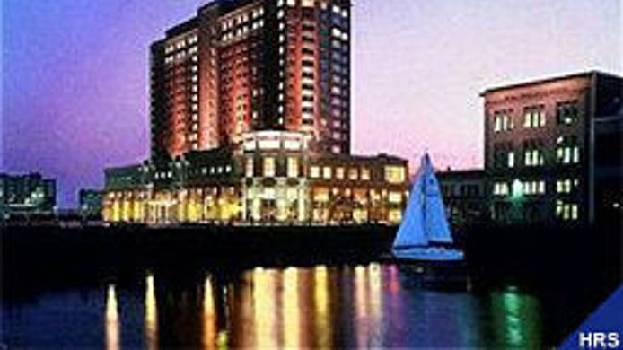 Buitenaanzicht SEAPORT BOSTON HOTEL