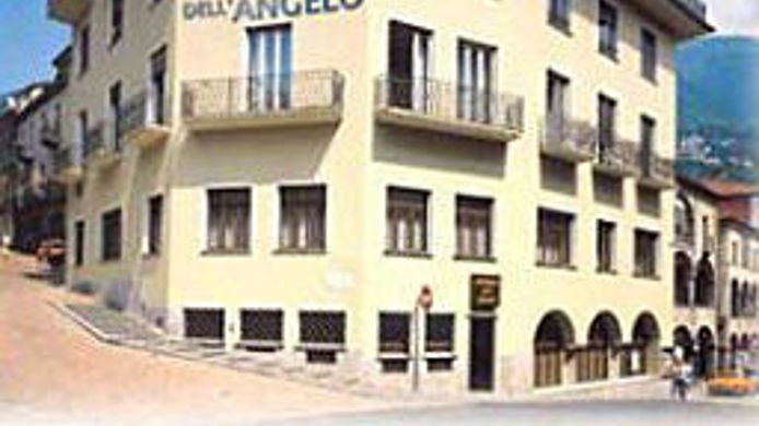 Exterior view Dell´Angelo