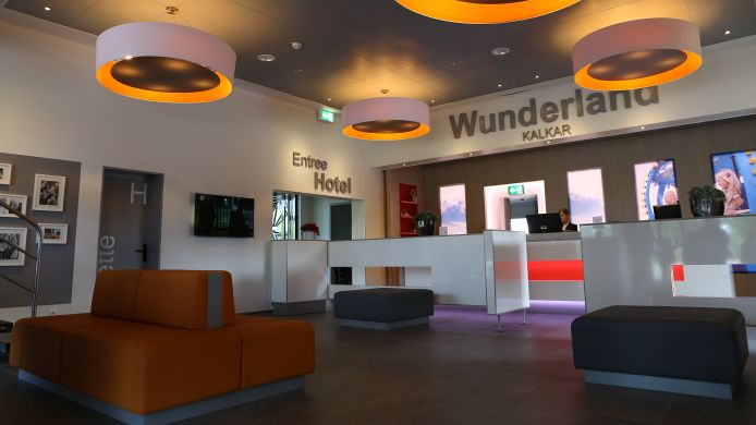 Reception Wunderland Kalkar