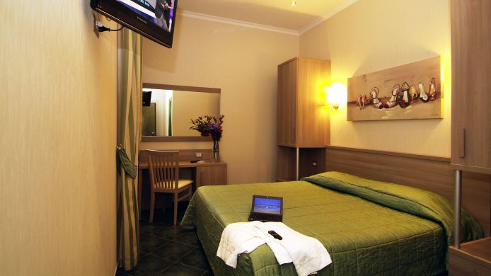 Double room (standard) Argentina Hotel