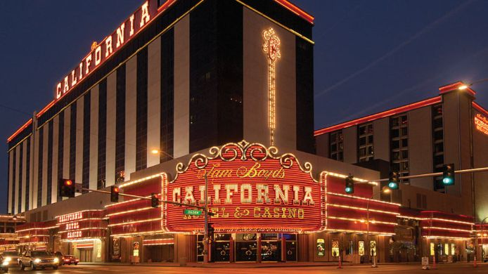 Exterior view CALIFORNIA HOTEL AND CASINO