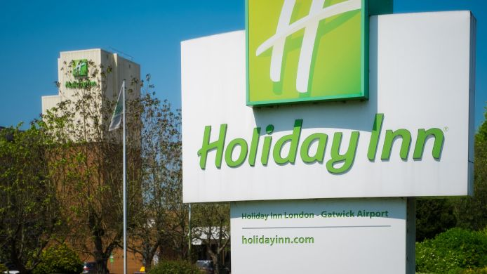 Buitenaanzicht Holiday Inn LONDON - GATWICK AIRPORT