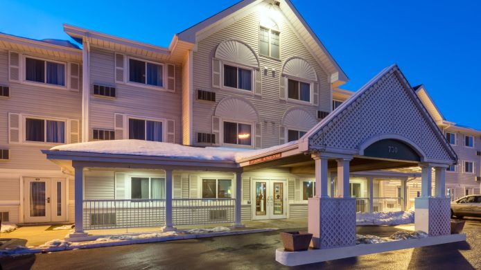 Buitenaanzicht COUNTRY INN SUITES WINNIPEG