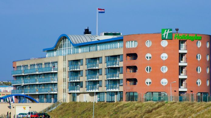 Buitenaanzicht Holiday Inn IJMUIDEN - SEAPORT BEACH