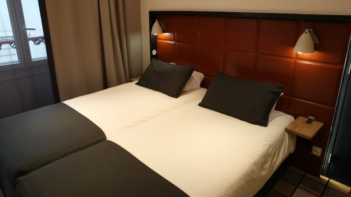 Double room (standard) Best Western Aulivia Opera