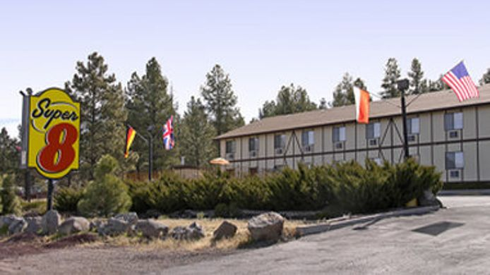 Exterior view SUPER 8 WILLIAMS GRAND CANYON