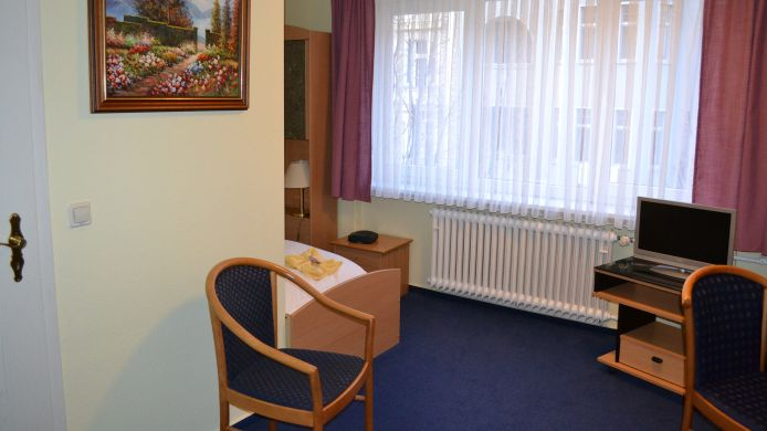 Single room (standard) City Hotel Cottbus