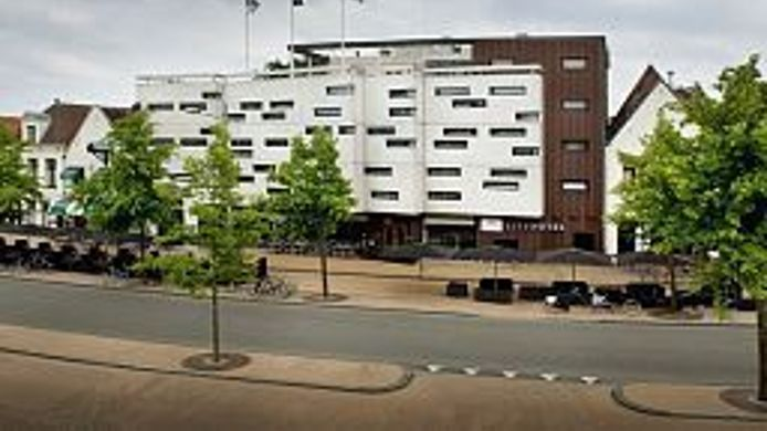 Exterior view Hampshire Hotel City Groningen