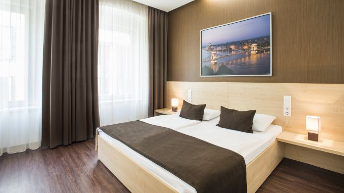 Double room (standard) Promenade City