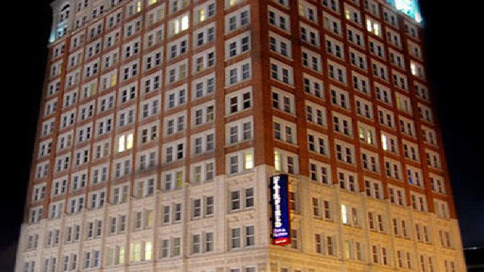 Buitenaanzicht Fairfield Inn & Suites Atlanta Downtown