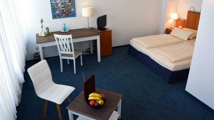 Hotel lex m nchen 3 hrs sterne hotel bei hrs mit gratis for Hotelsuche familienzimmer
