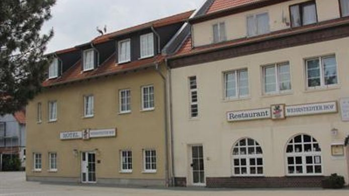 Exterior view Wehrstedter Hof