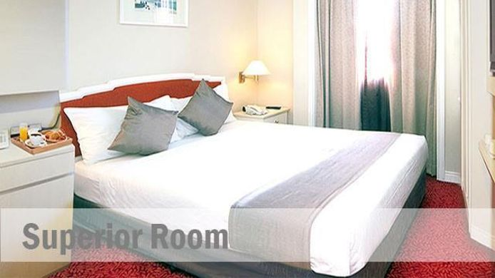 Zimmer Quality Hotel Marlow