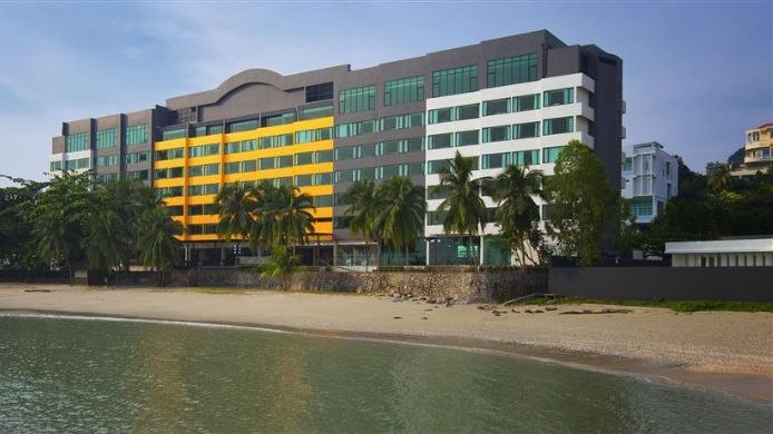 Exterior view Four Points by Sheraton Penang