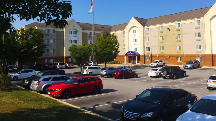 Exterior view Candlewood Suites BALTIMORE-BWI AIRPORT