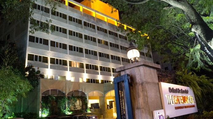Exterior view THE GATEWAY HOTEL RESIDENCY RD