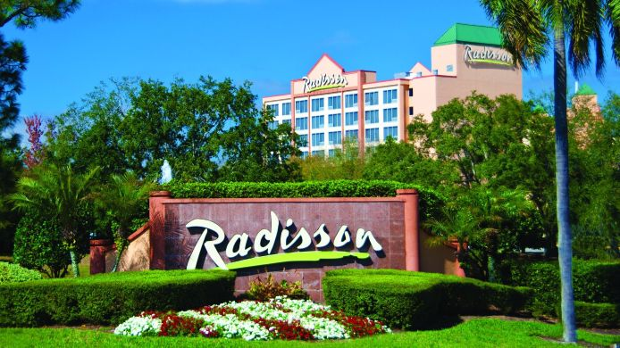 Exterior view RADISSON ORLANDO CELEBRATION