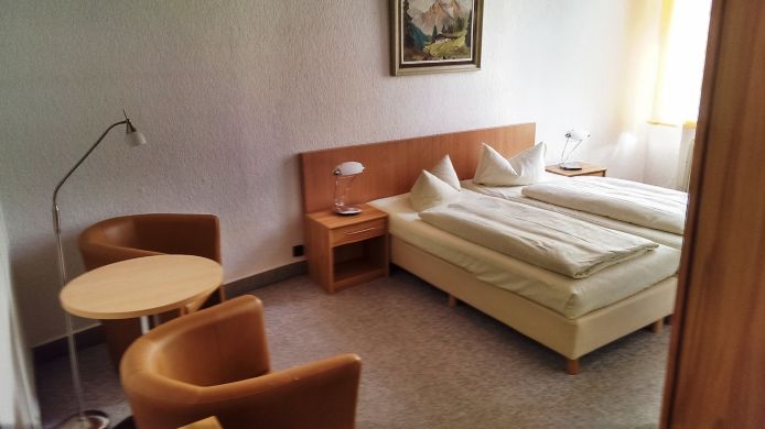 Double room (standard) Margrit Pension