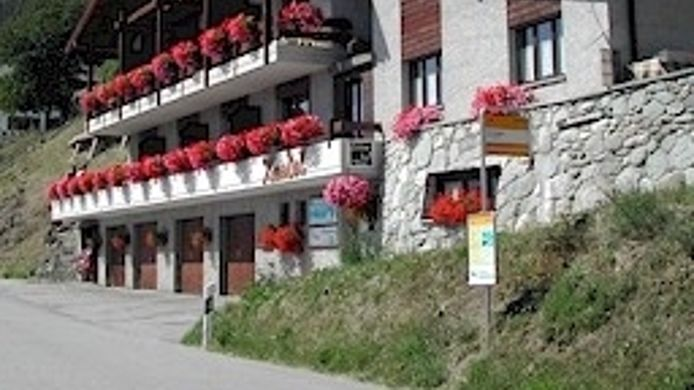 Exterior view Pension Kastel