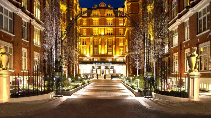 Exterior view St. Ermin's Hotel Autograph Collection
