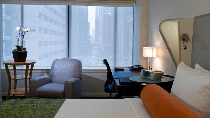 Kamers A CHICAGO HOTEL MILENORTH