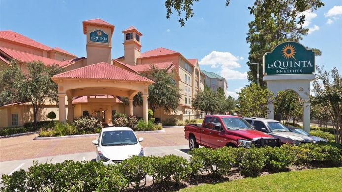 Buitenaanzicht LA QUINTA INN STE BUSH IAH SOUTH