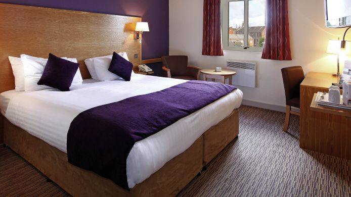 Kamers Mercure Wigan Oak Hotel