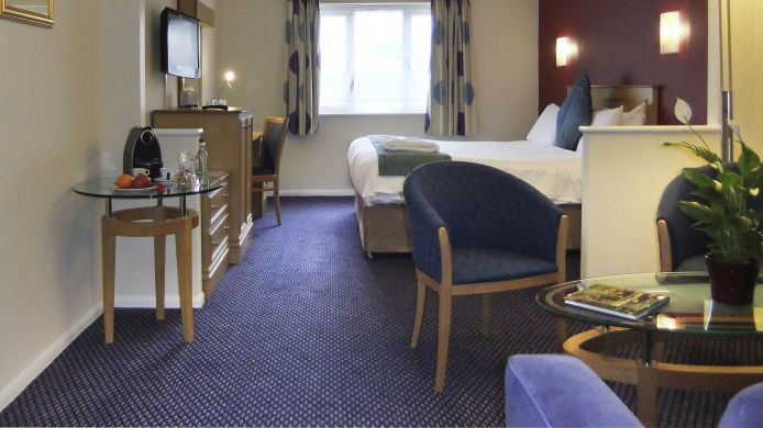 Room Mercure Hatfield Oak Hotel