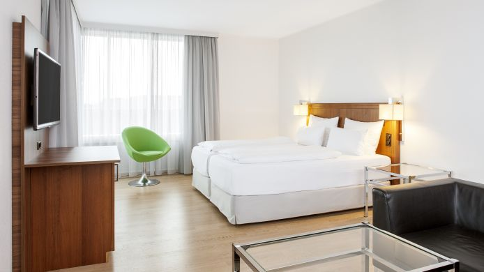 Junior-suite NH Hamburg Altona