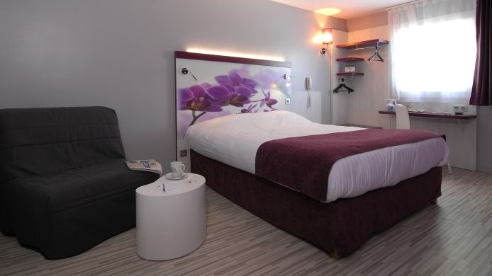 Double room (standard) Kyriad MONTPELLIER Sud – Lattes