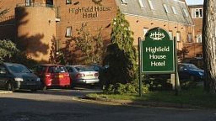 Exterior view Highfield House
