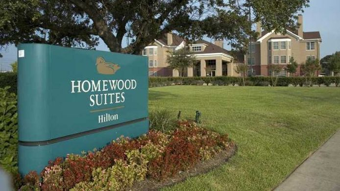 Exterior view Homewood Suites by Hilton Houston-Clear Lake