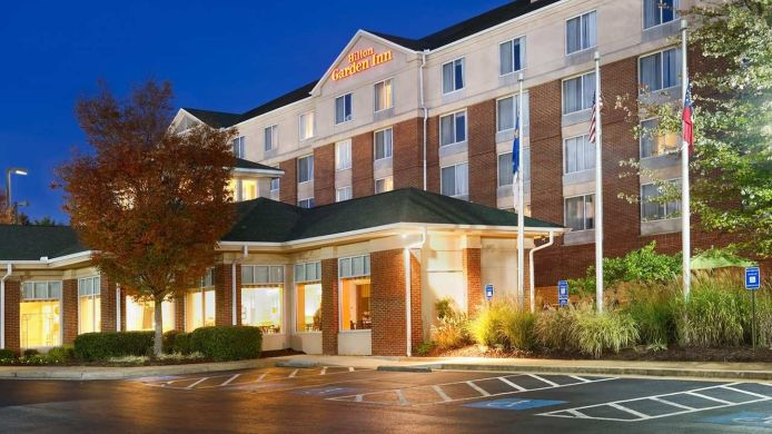 Exterior view Hilton Garden Inn Atlanta North-Johns Creek