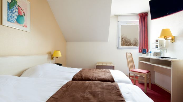 Double room (superior) Kyriad - Lille Lomme