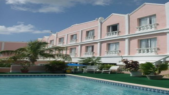 Exterior view HOTEL CARAVELLE