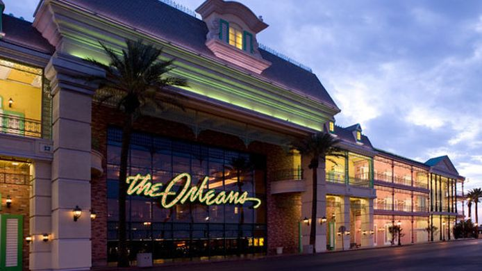 Exterior view ORLEANS HOTEL AND CASINO