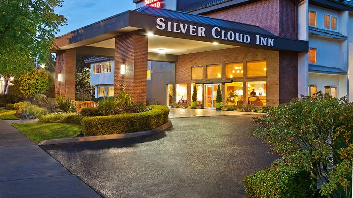 Exterior view SILVER CLOUD INN - UNIVERSITY