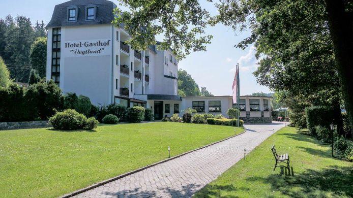 Hotel Vogtland In Bad Elster