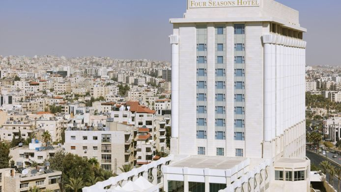 Exterior view FOUR SEASONS HOTEL AMMAN