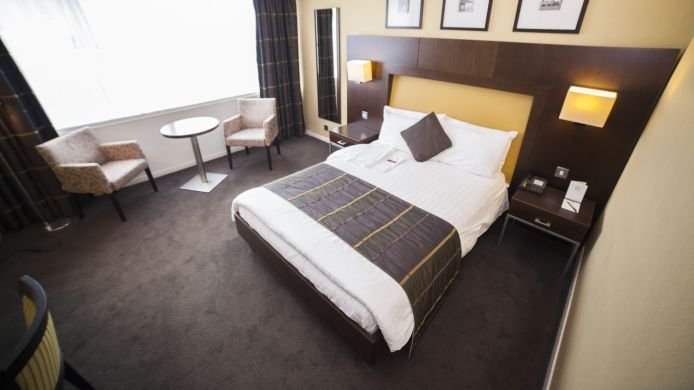 Double room (standard) Saint Georges
