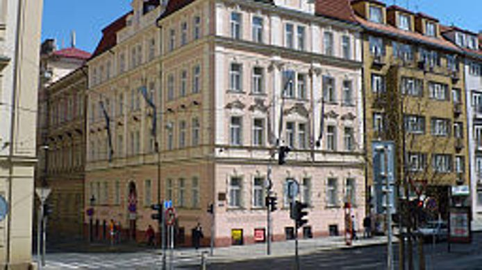 Außenansicht William Sivek Hotels
